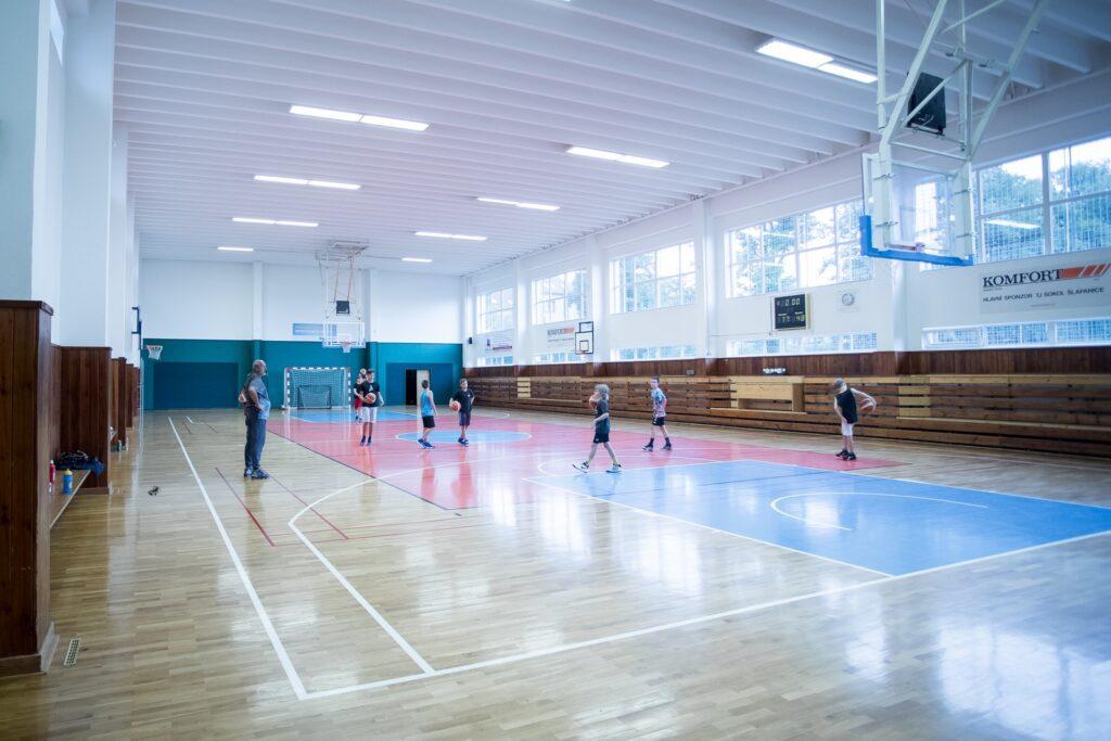 Sportovní hala Šlapanice